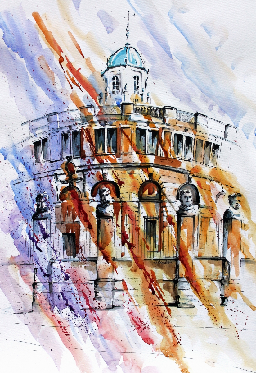 The-Sheldonian-Oxford